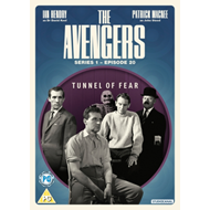 Avengers: Series 1 - Episode 20 - Tunnel Of Fear (UK-import) (DVD)