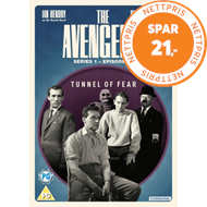 The Avengers: Series 1 - Episode 20 - Tunnel Of Fear (UK-import) (DVD)