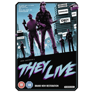 They Live (UK-import) (DVD)