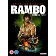 Produktbilde for Rambo - First Blood: Part II (UK-import) (DVD)