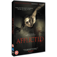 Afflicted (UK-import) (DVD)
