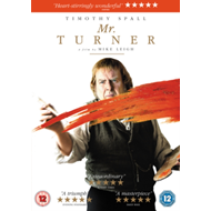 Mr. Turner (UK-import) (DVD)