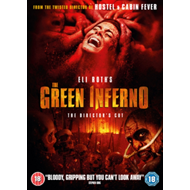 Green Inferno (UK-import) (DVD)