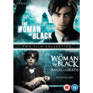 Produktbilde for The Woman In Black/The Woman In Black: Angel Of Death (UK-import) (DVD)