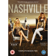 Nashville: Complete Season 2 (UK-import) (DVD)