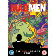 Mad Men: The Final Season - Part 1 (UK-import) (DVD)
