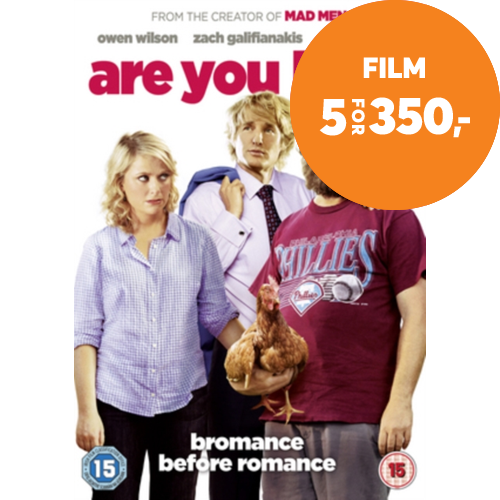 Are You Here (UK-import) (DVD)