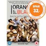 Produktbilde for Orange Is The New Black - Sesong 2 (UK-import) (DVD)