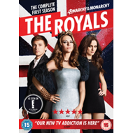 Produktbilde for The Royals: The Complete First Season (UK-import) (DVD)