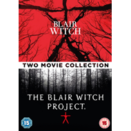 Produktbilde for Blair Witch: Two Movie Collection (UK-import) (DVD)