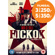 Produktbilde for Hickok (UK-import) (DVD)