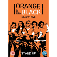 Produktbilde for Orange Is The New Black - Sesong 5 (UK-import) (DVD)