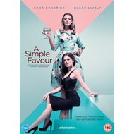 Produktbilde for A Simple Favour (UK-import) (DVD)
