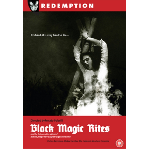 Black Magic Rites (UK-import) (DVD)