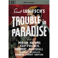Trouble In Paradise - The Masters Of Cinema Series (UK-import) (DVD)