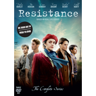 Resistance: The Complete Series (UK-import) (DVD)