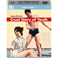 Cruel Story Of Youth - The Masters Of Cinema Series (UK-import) (DVD)