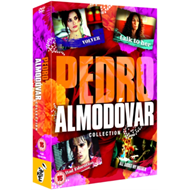 Produktbilde for Pedro Almodóvar Collection (UK-import) (DVD)