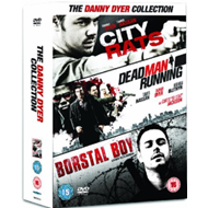 Produktbilde for City Rats/Borstal Boy/Dead Man Running (UK-import) (DVD)