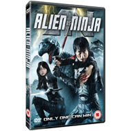 Alien Vs Ninja (UK-import) (DVD)