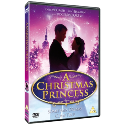 A Christmas Princess (UK-import) (DVD)