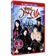 Produktbilde for Young Dracula: Series 1 (UK-import) (DVD)