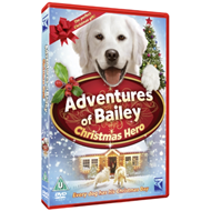 Produktbilde for Adventures Of Bailey: Christmas Hero (UK-import) (DVD)