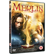 Merlin And The Book Of Beasts (UK-import) (DVD)