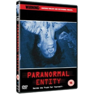 Paranormal Entity (UK-import) (DVD)
