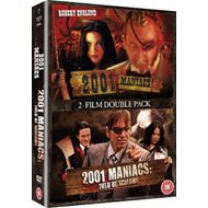 2001 Maniacs/2001 Maniacs: Field Of Screams (UK-import) (DVD)