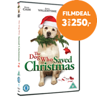 Produktbilde for The Dog Who Saved Christmas (UK-import) (DVD)