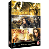 Fantasy Collection (UK-import) (DVD)