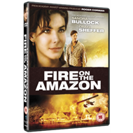 Fire On The Amazon (UK-import) (DVD)