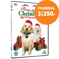 Produktbilde for The Dog Who Saved Christmas Vacation (UK-import) (DVD)