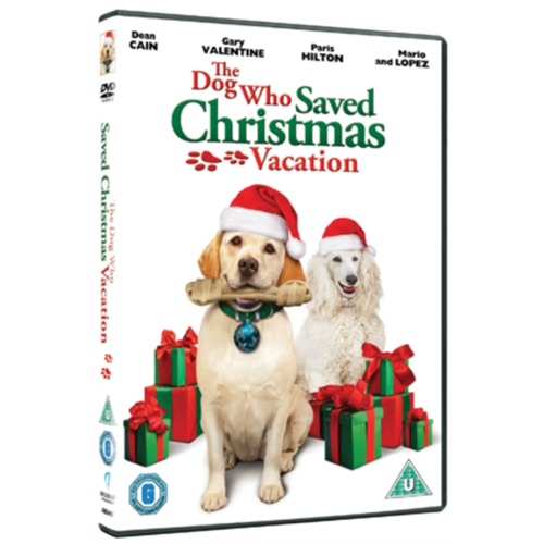 The Dog Who Saved Christmas.The Dog Who Saved Christmas Vacation Uk Import