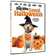 Produktbilde for The Dog Who Saved Halloween (UK-import) (DVD)
