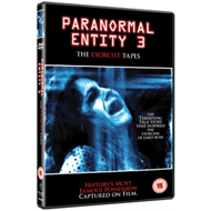 Paranormal Entity 3 (UK-import) (DVD)