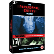 Paranormal Entity 1-3 (UK-import) (DVD)
