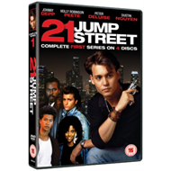 21 Jump Street: The Complete First Season (UK-import) (DVD)