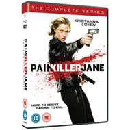 Painkiller Jane: The Complete Series (UK-import) (DVD)