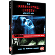 Paranormal Entity 1-4 (UK-import) (DVD)