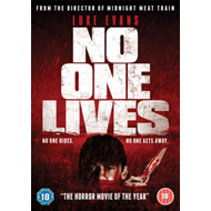 No One Lives (UK-import) (DVD)