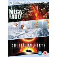 Megafault/Ice Quake/Collision Earth (UK-import) (DVD)