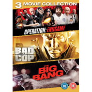 Big Bang/Bad Cop/Operation Endgame (UK-import) (DVD)