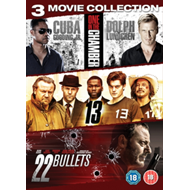 One In The Chamber/13/22 Bullets (UK-import) (DVD)