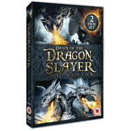 Dawn Of The Dragonslayer 1 And 2 (UK-import) (DVD)
