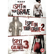 I Spit On Your Grave/I Spit On Your Grave 2/I Spit On Your Grave3 (UK-import) (DVD)