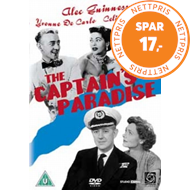 The Captain's Paradise (UK-import) (DVD)
