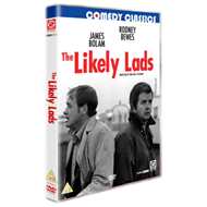 Likely Lads (UK-import) (DVD)
