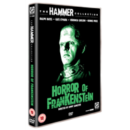 Produktbilde for The Horror Of Frankenstein (UK-import) (DVD)